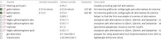 Configurador de Alternativas mude os atalhos dos programas