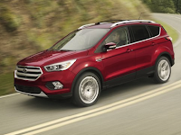 2021 Ford Escape Review