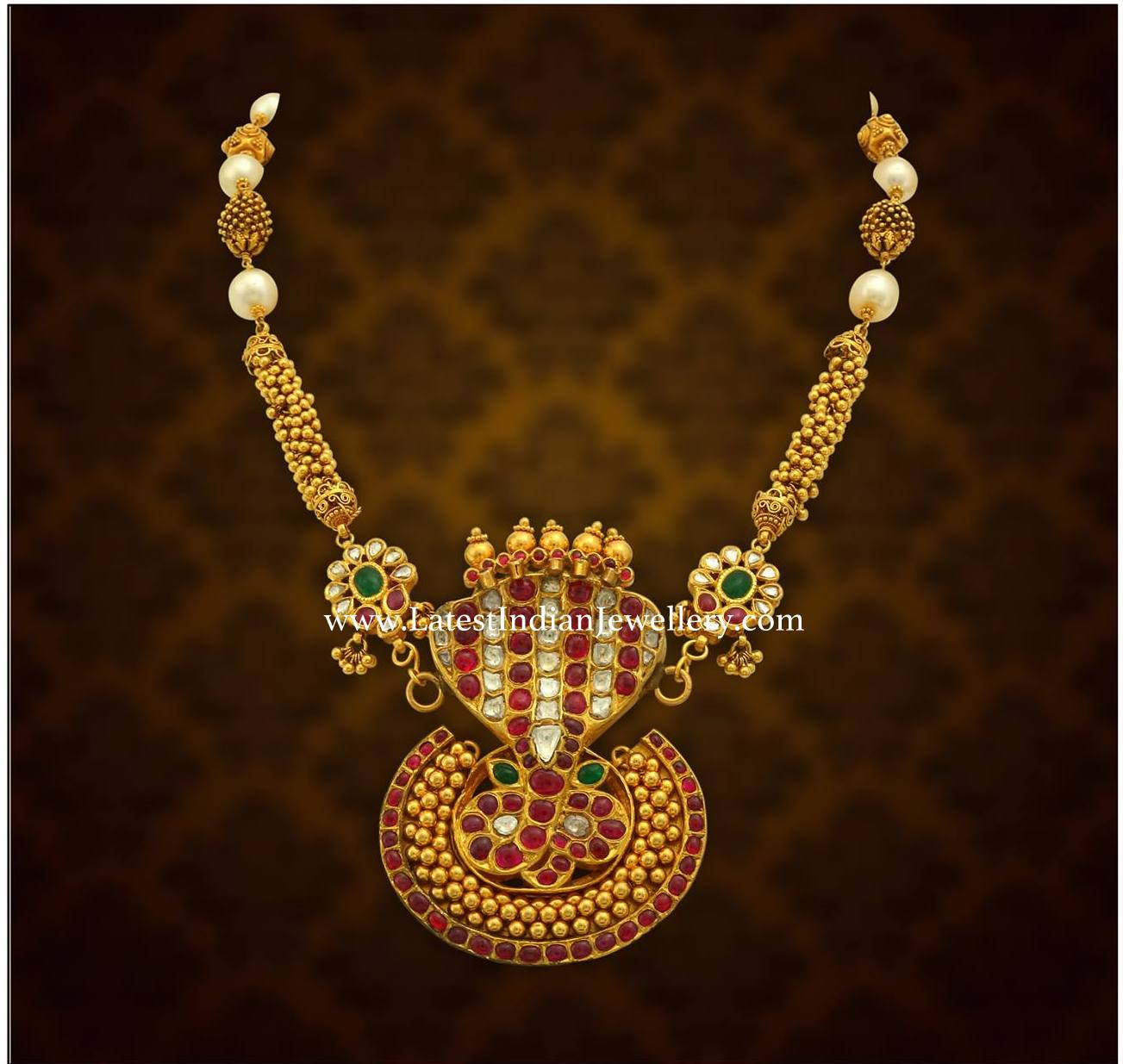 Naga Necklace - Michael Backman Ltd |Naga Jewelry