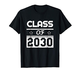 Class of 2031 Back to school t-shirt