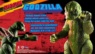 San Diego Comic-Con 2015 Exclusive Shogun Warriors Godzilla Jumbo Figure