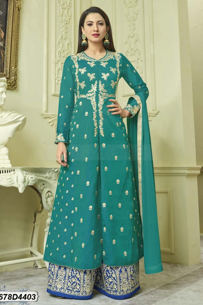 f29ac6600bd It is true that anarkali suits are very impressive with the touch of  various designs and embroideries and that brings about the range in fabrics  along with ...
