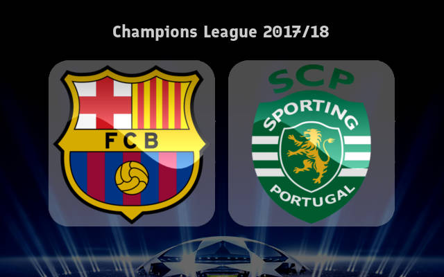 Barcelona vs Sporting CP Full Match & Highlights 05 December 2017