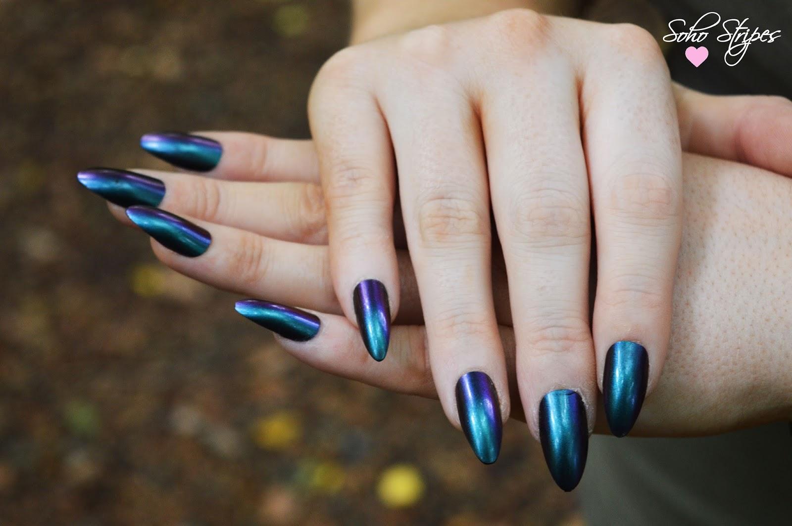Primark Mermaid False Nails - Only £2