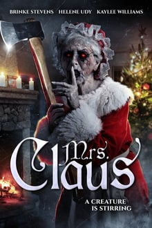 Poster Mrs. Claus