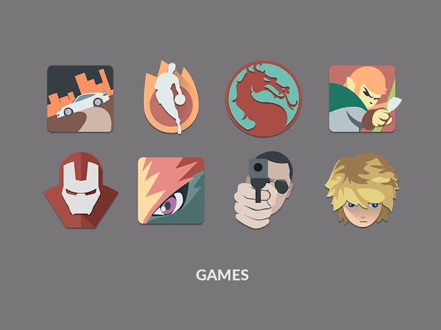Screenshot Icon Pack Retrorika