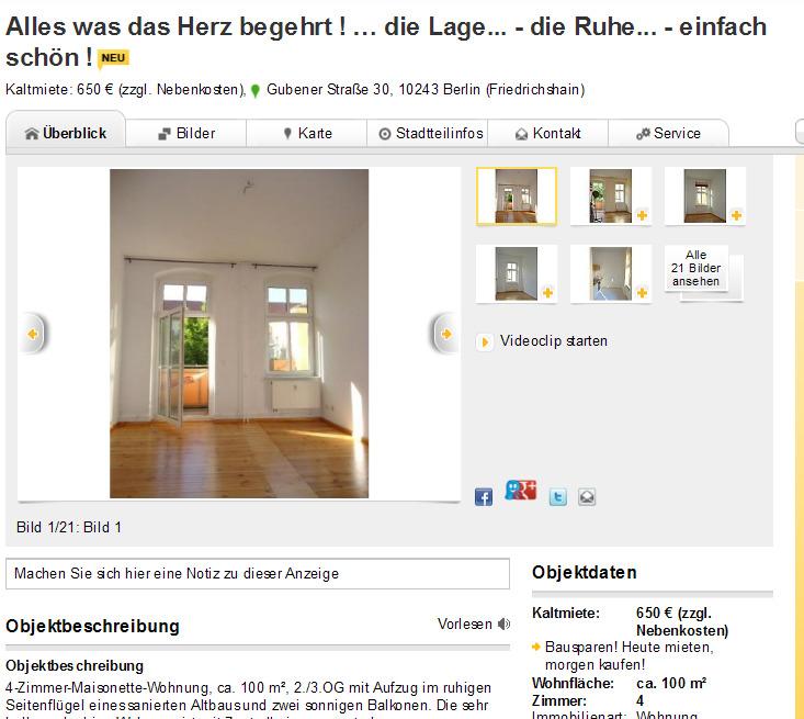 wohnungsbetrug.blogspot.com: Alles was das Herz begehrt ! … die Lage ...