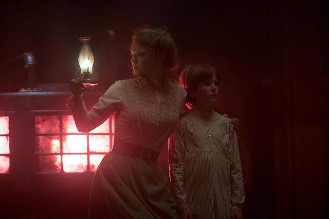 Sarah Snook, Finn Scicluna-O'Prey - Winchester (2018)