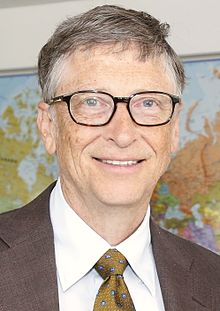 1. Success story of failures.. Bill Gates