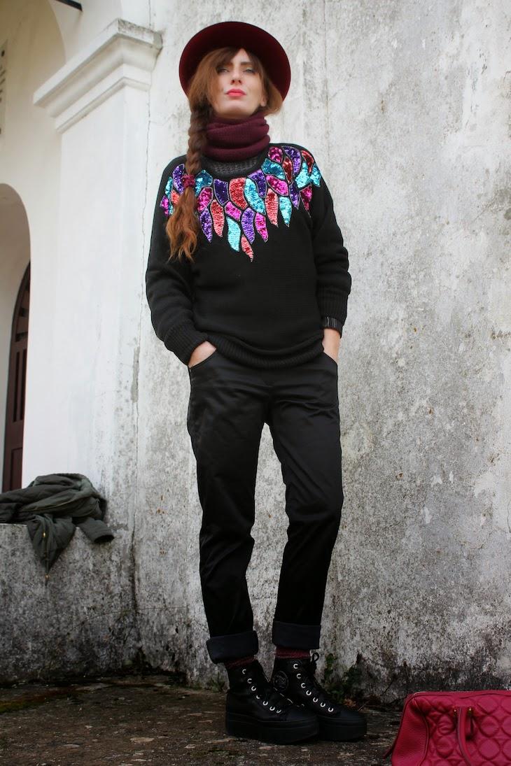 THE FASHIONAMY by Amanda Fashion blogger outfit, lifestyle