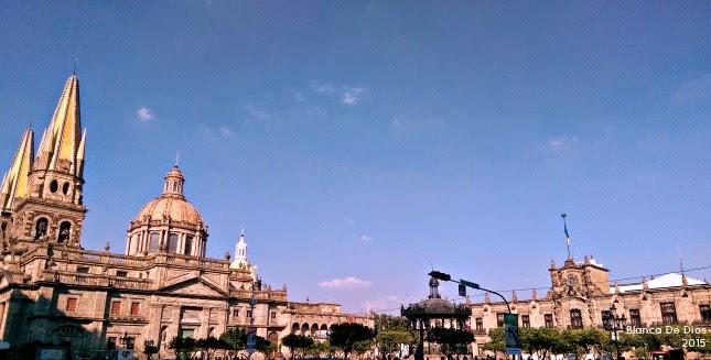 Visita al Centro Histórico de Guadalajara Jalisco by www.unamexicanaenusa.com