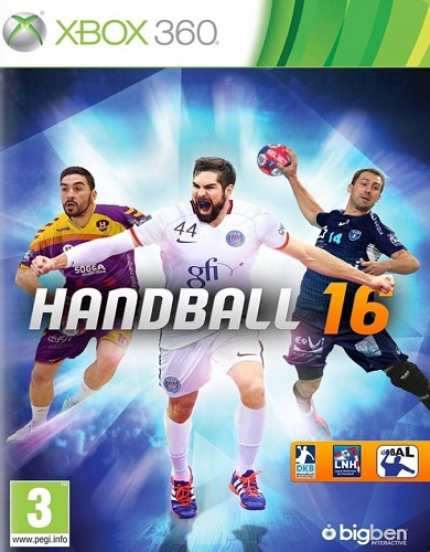 handball 16  - Download Handball 16 by Torrent For XBox 360