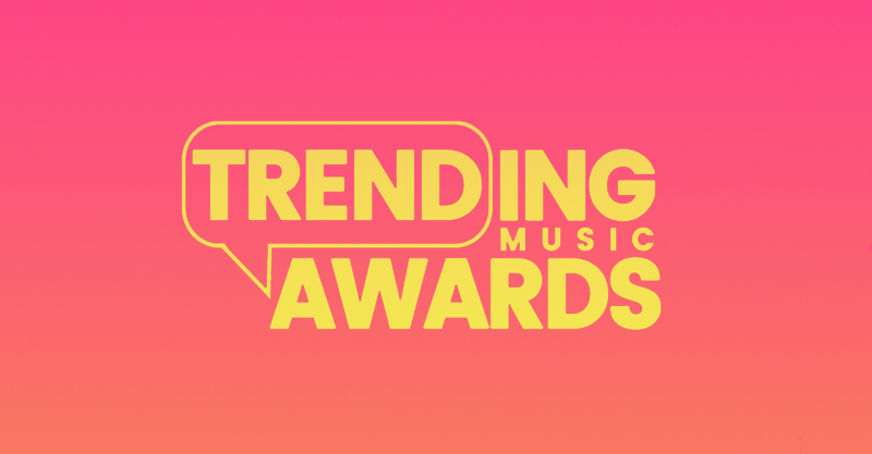 TRENDING MUSIC AWARDS: VOTE NOW