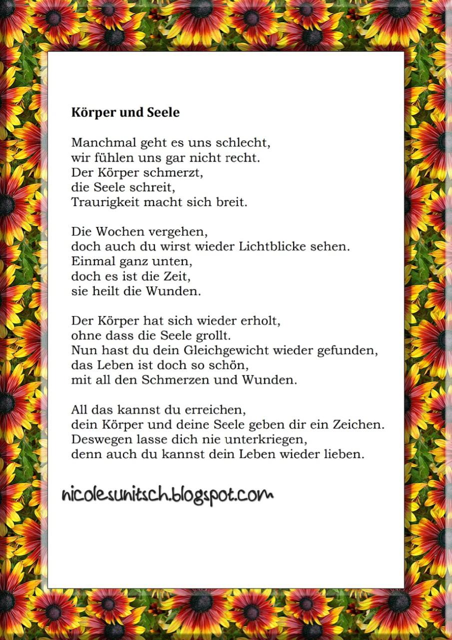 Das Leben Gedichte Zitate