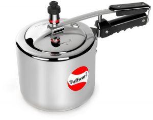 Tuffware Aluminium Pressure Cooker,Tuffware Pressure Cooker