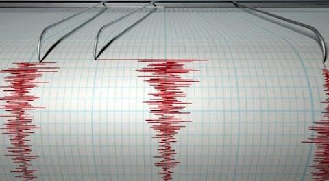 Σεισμική δόνηση 3,6 Ρίχτερ νοτιοανατολικά της Ρόδου