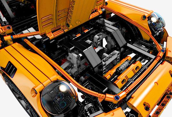 Lego 42056 Porsche 911
