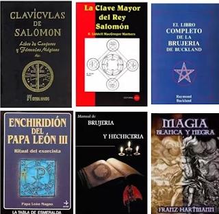 Los Mejores Libros de Magia blanca y magia negra en pdf
