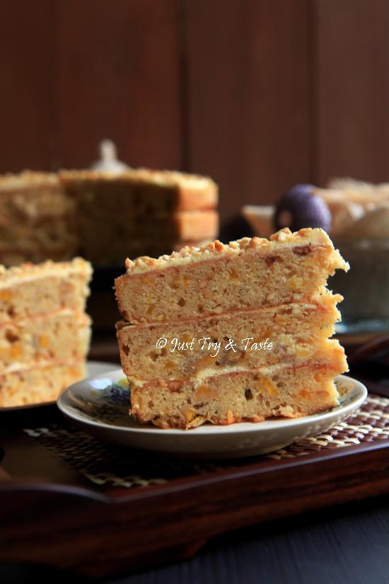 Resep Hummingbird Cake JTT