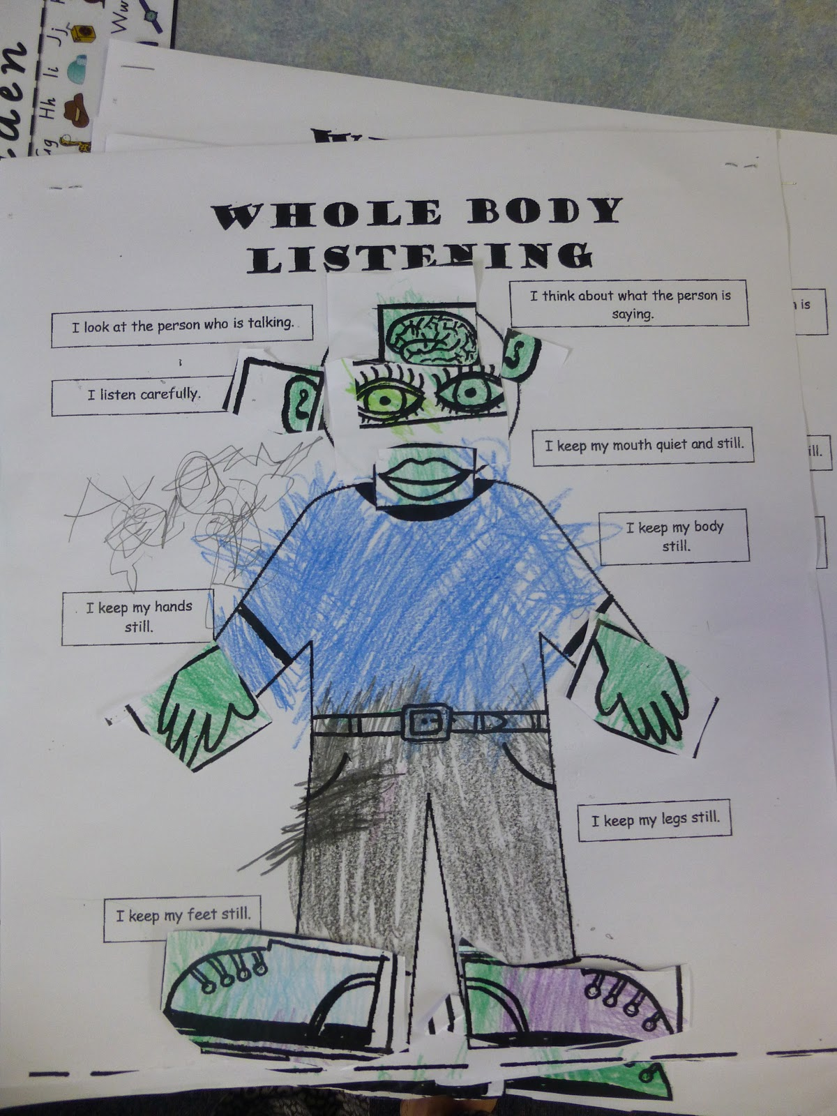 Miss Jacobs Little Learners Week 1 In Prep J