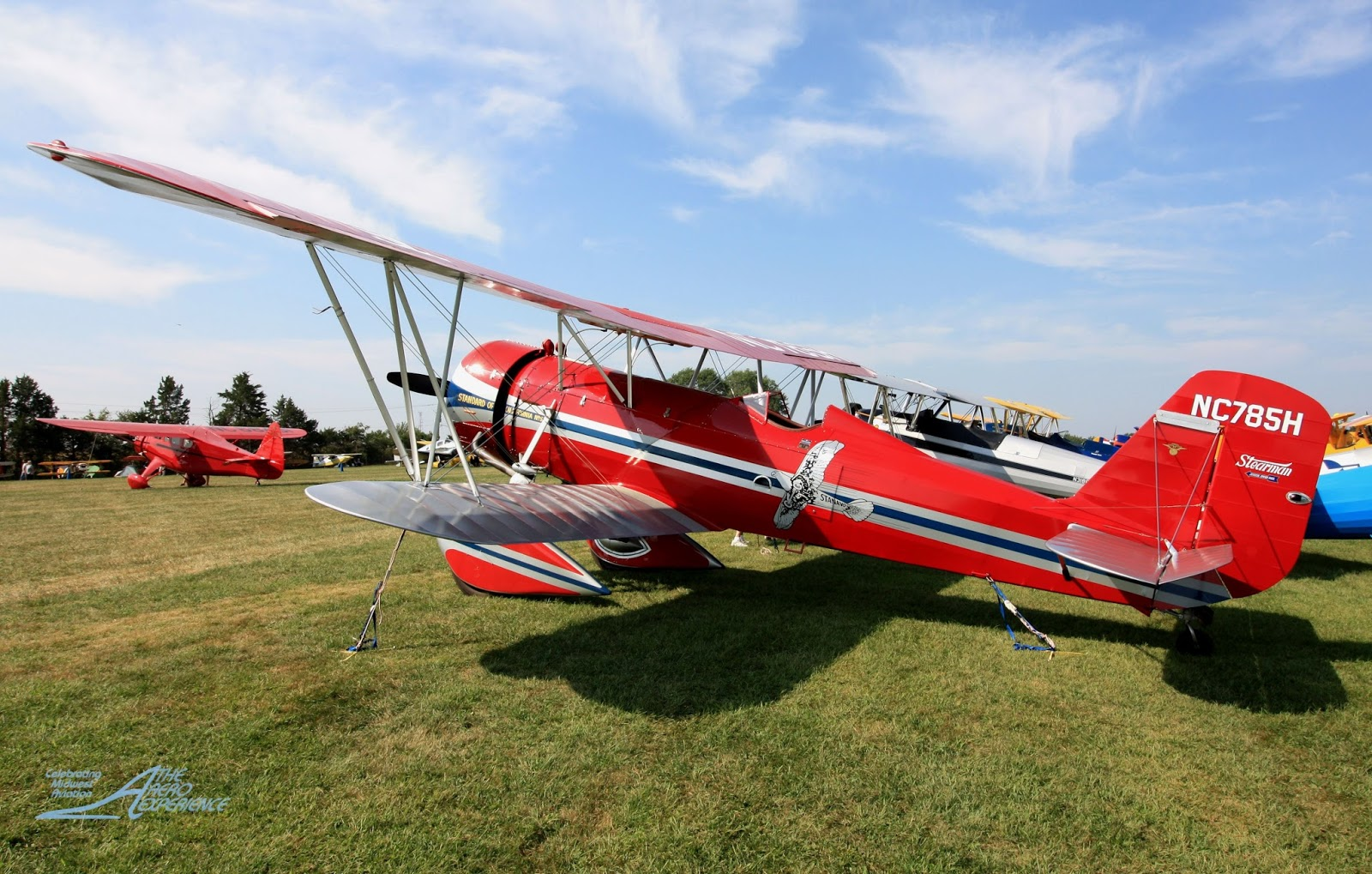 The Aero Experience: Vintage Aircraft: Looking Back on the