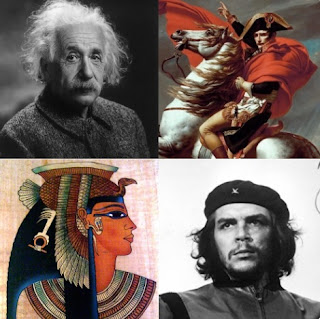 Trivial personajes históricos