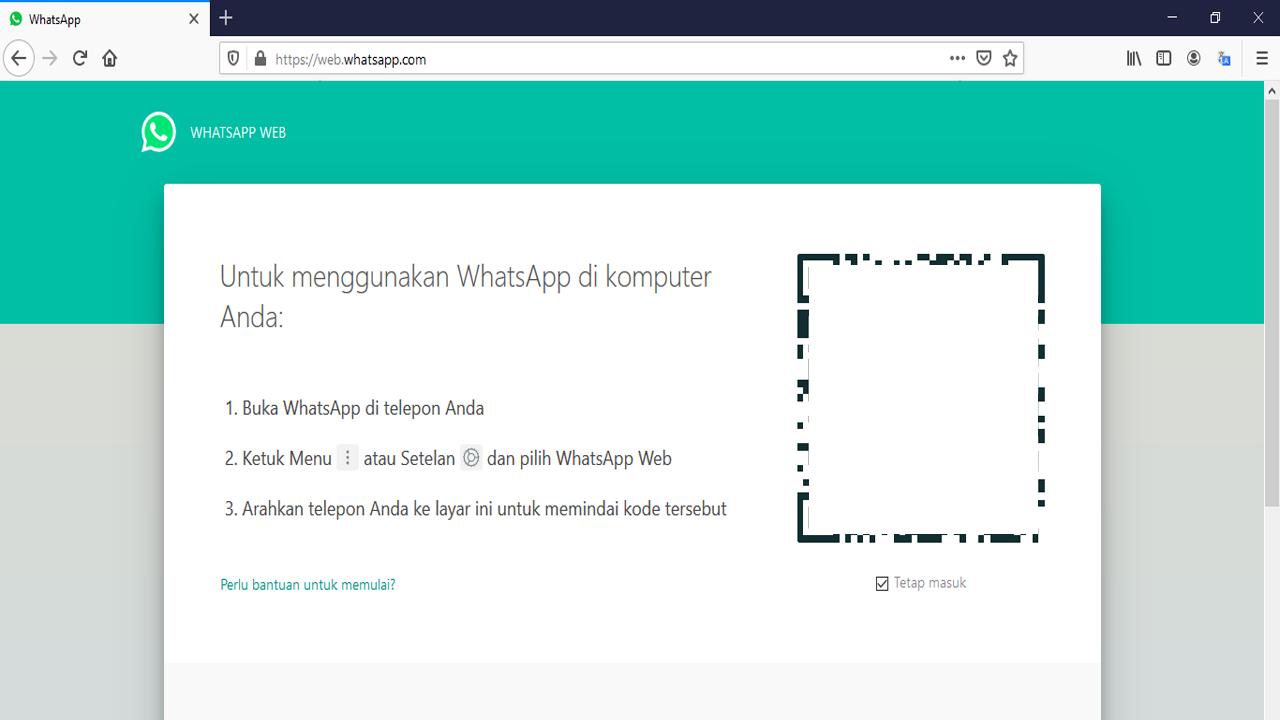 Cara Membuka 2 Akun WhatsApp Web Sekaligu
