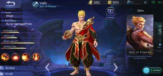 Set Build Item Emblem, Ability, Gear Valir Terbaik