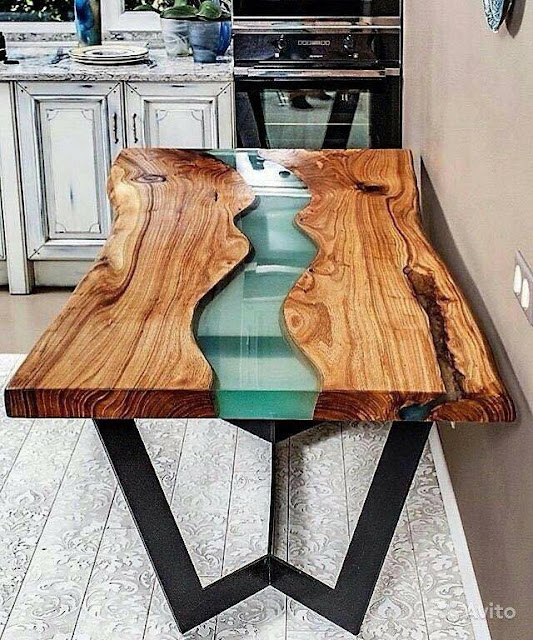 Guide%2BEpoxy%2BResin%2Bpouring%2Bglue%2Ba%2Btransparent%2Btable%2Bmirror%2B%252816%2529 Information Epoxy Resin pouring glue a clear desk reflect Interior