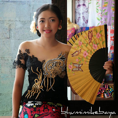 Model Baju Kebaya Bali Modifikasi Modern Update
