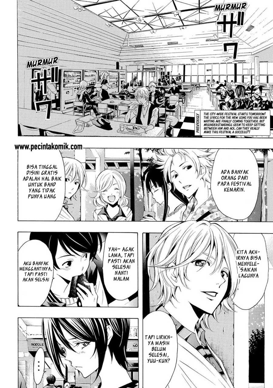 Fuuka Chapter 140-4