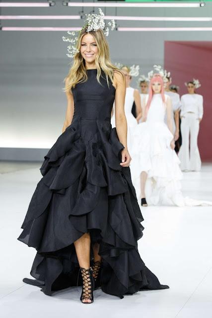 Jennifer Hawkins – Myer Spring 2016 Collection Fashion Launch in Sydney