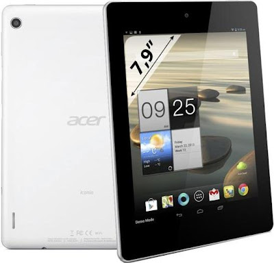 Acer Iconia Tab A1-810 - Tablet Jelly Bean Dengan Prosesor Quad Core dan Layar 7.9 Inci