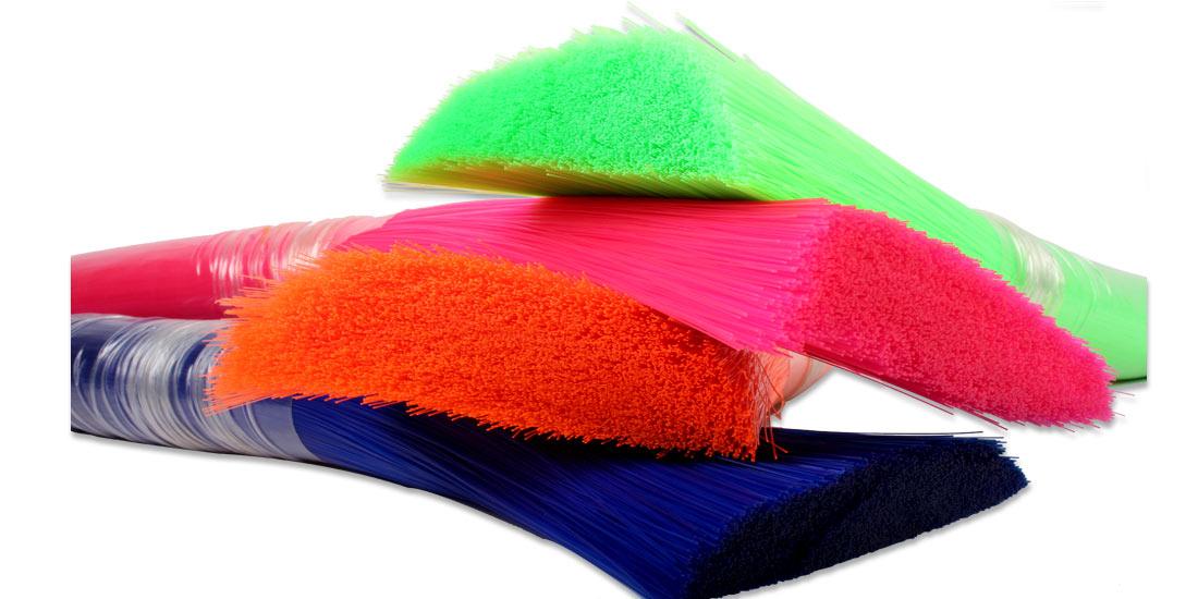 Monofilament   Broom   Bristle Brush   Nylon Yarn: April 2018
