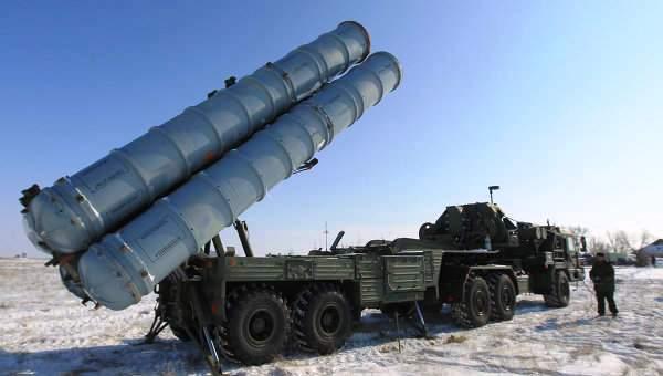 Sistem rudal pertahanan udara Rusia
