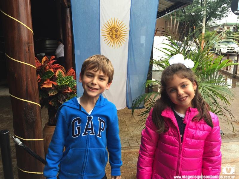 Puerto Iguazu Argentina