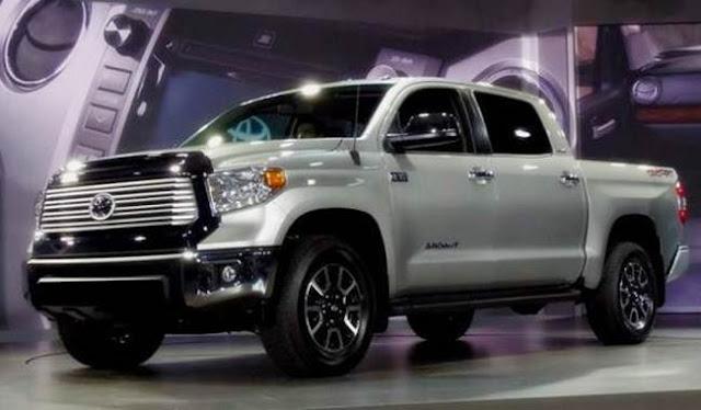 2020 Toyota Tundra Redesign, Release Date, Price