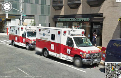 NYC, Ambulance