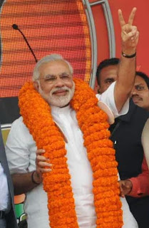 Exit Polls predicted: 'Abki Baar Modi Sarkaar