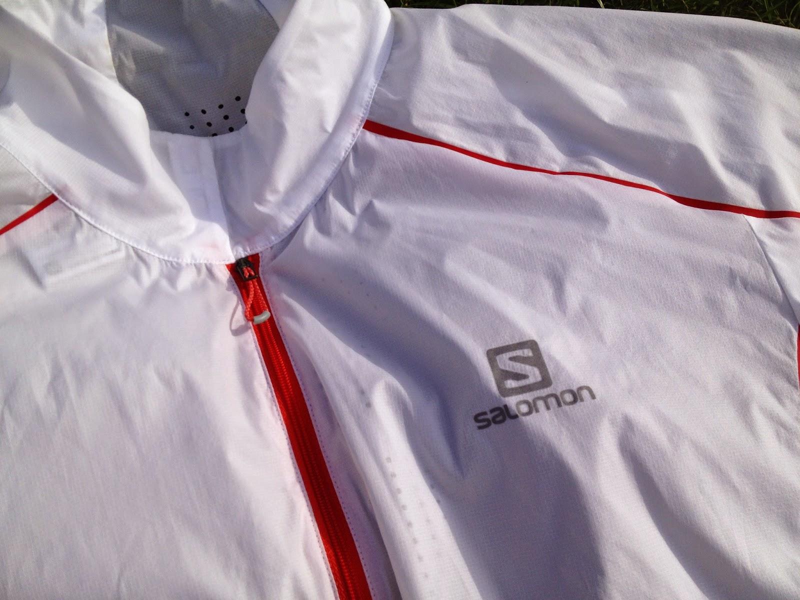 Cavemanclarke Salomon S Lab Light Jacket Review