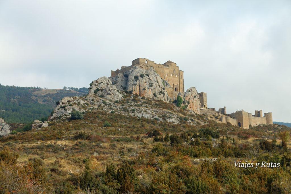Comarca de la Hoya, castillo de Loarre