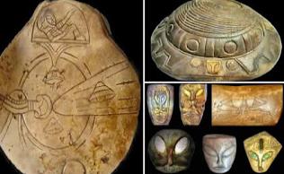 Όταν τα λόγια είναι περιττά! Αντικείμενα αρχαίων φυλών αποτελούν αδιάσειστες αποδείξεις για την επαφή μας με ανώτερους πολιτισμούς (photos)