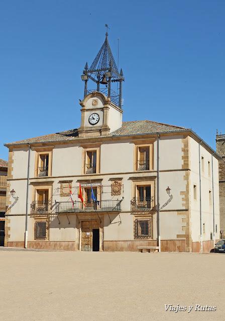 Ayuntamiento de Riaza, Segovia