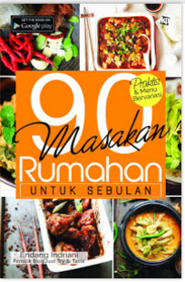5 Buku Resep Masakan Harga Murah Terbaru