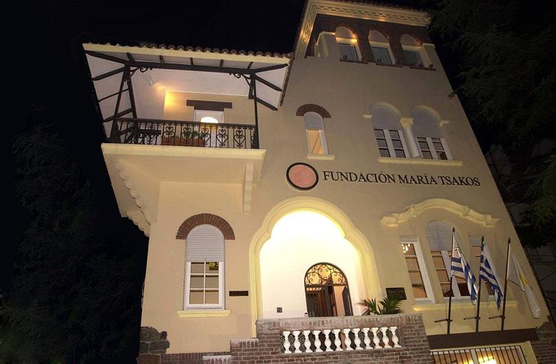 Το Ίδρυμα Μαρία Τσάκου στην Ουρουγουάη
