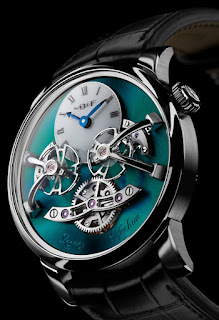 Montre MB&F Legacy Machine N°2 Titane