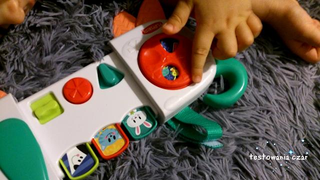zabawka, dla dzieci, streetcom, Playskool, testowania czar