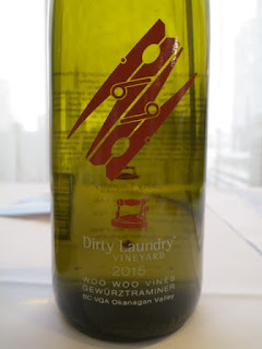 Dirty Laundry Woo Woo Vines Gewürztraminer 2015 (89 pts)
