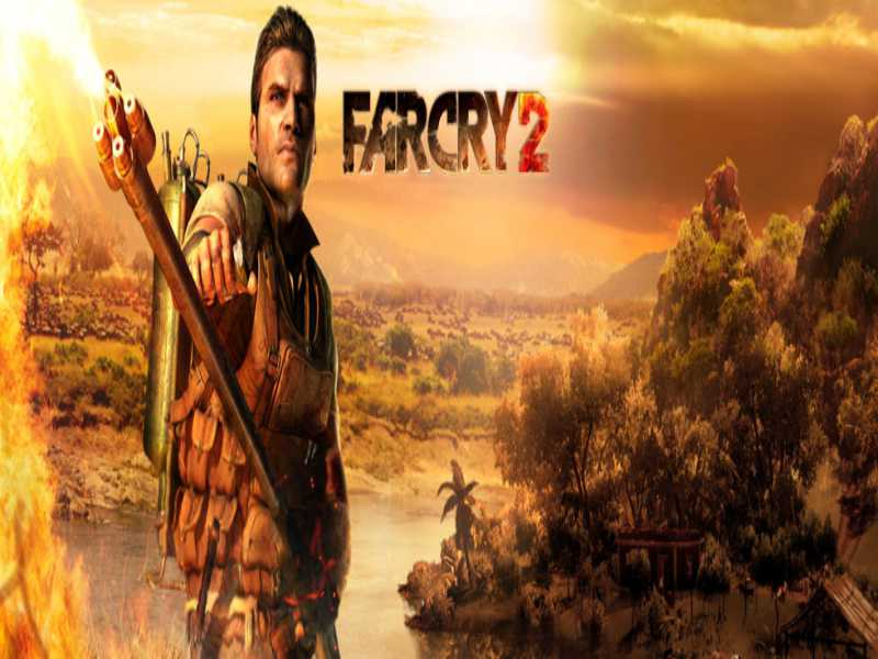 Far Cry 2 Game Free Download For PC Laptop Setup