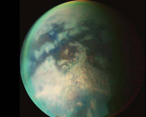 tu.laporanpenelitian.com Wahana Cassini Bersiap Terjun ke Atmosfer Saturnus September 2017